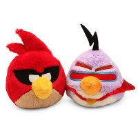 Angry Birds Space Plush with sound