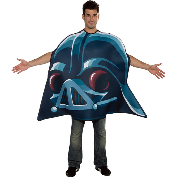 Angry Birds Star Wars Darth Vader Costume
