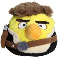 Angry Birds Star Wars Han Solo 5 inch Plush