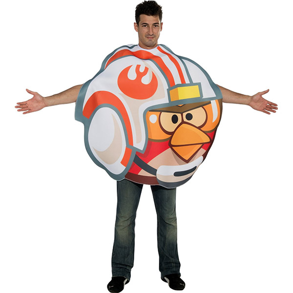 Angry Birds Star Wars Luke Skywalker Costume
