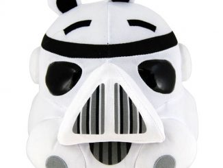 Angry Birds Star Wars Plush Stormtrooper