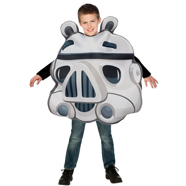 Angry Birds Star Wars Stormtrooper Costume
