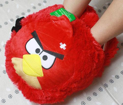 Angry Birds USB Foot Warmer