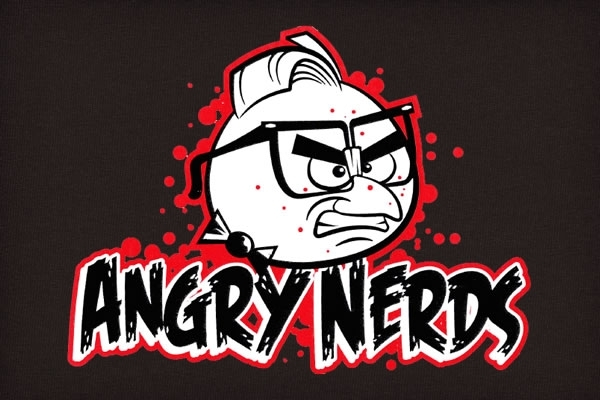 Angry Nerds T-Shirt
