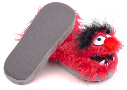 Animal Muppets Slippers