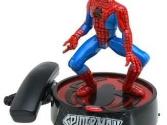 Animated Spider-Man Phone