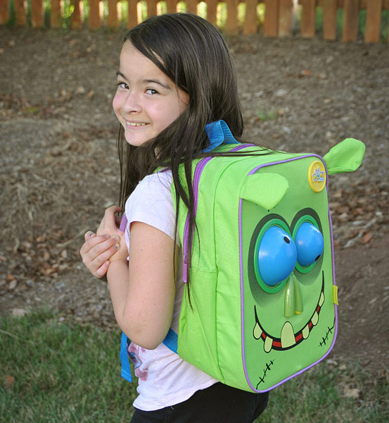 Animated Zombie Backpack