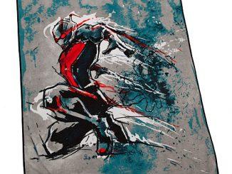 Ant-Man Action Fleece