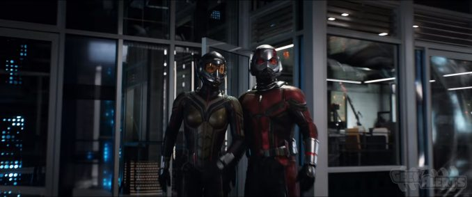Ant Man And The Wasp Trailer 2