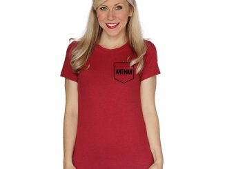 Ant-Man Ladies' Pocket Tee