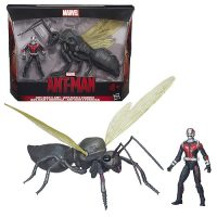 Ant-Man and Ant 3 3 4-Inch Action Figure and Creature Set