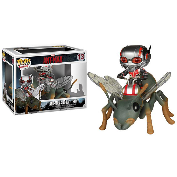 Ant Man And Ant Thony Pop Vinyl Vehicle With Figure