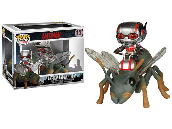 Ant-Man and Ant-Thony Pop Vinyl Vehicle with Figure