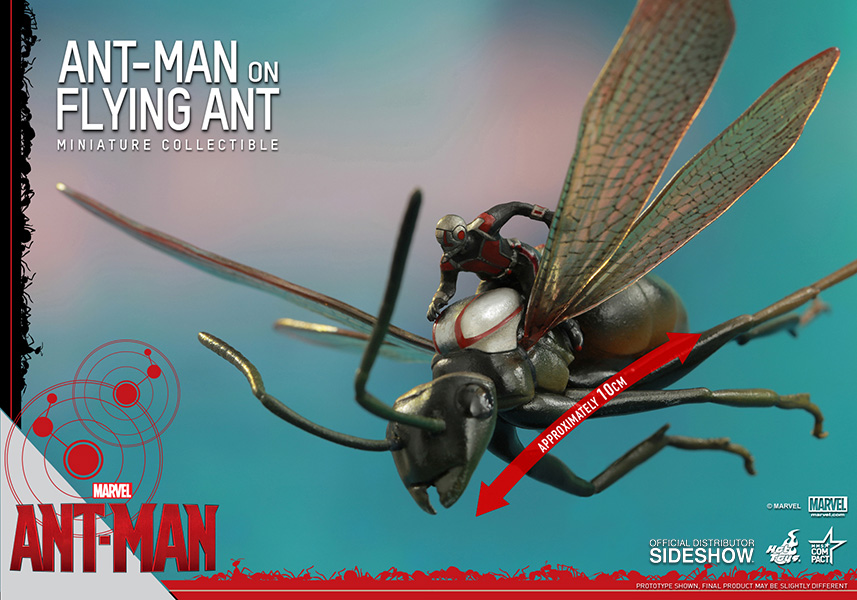 Ant-Man on Flying Ant Collectible Figure