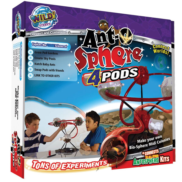 Ant-O-Sphere 4-Pods