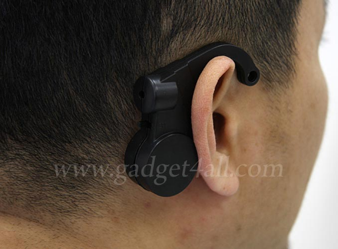 Anti Drowsy Headset Alarm