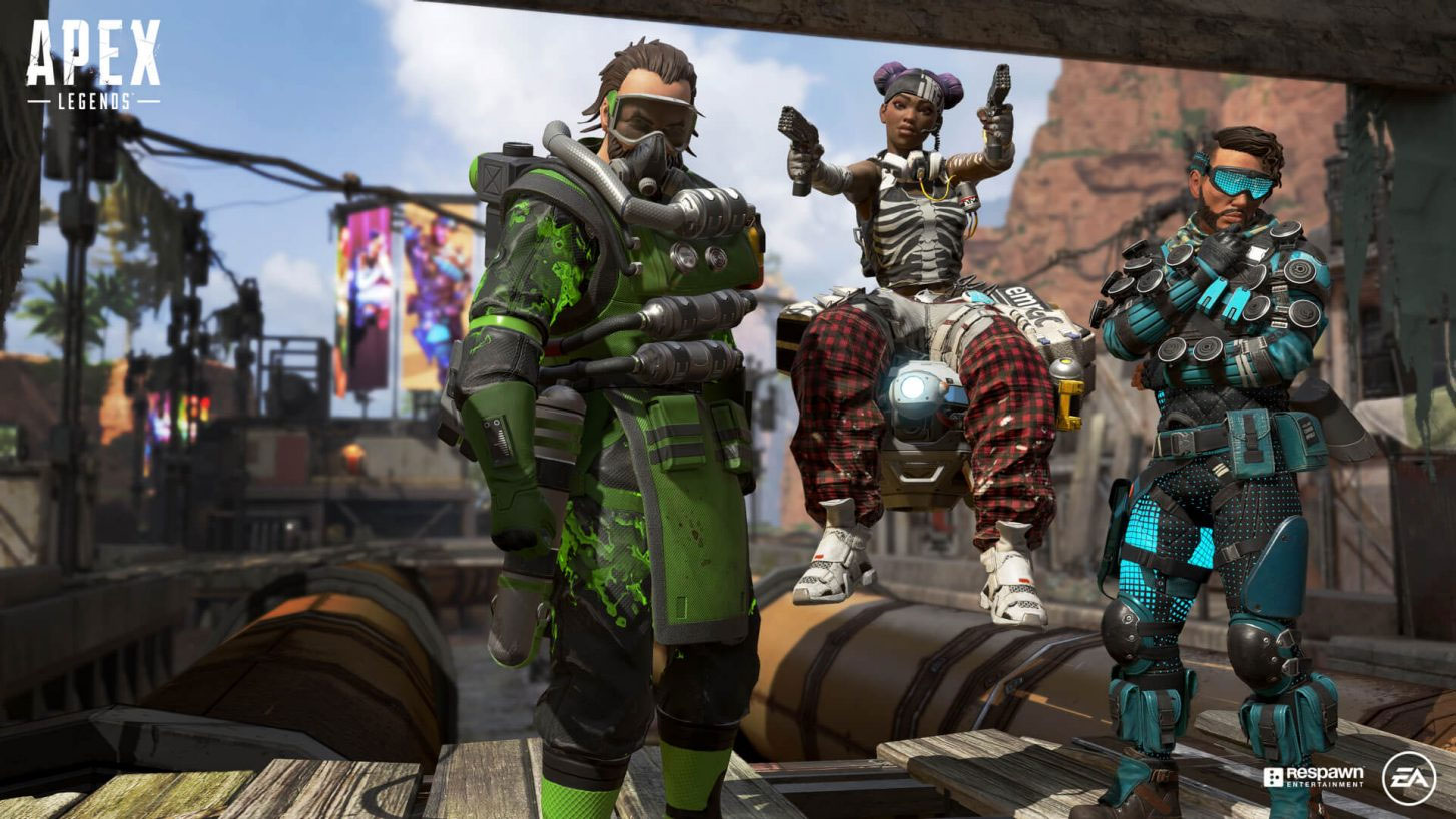 Apex Legends Free To Play Battle Royale