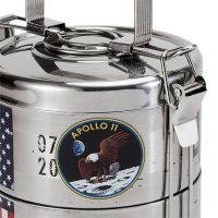 Apollo 11 Film Reel Canister Lunch Box