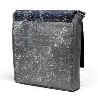Apollo Mini Messenger Bag Back