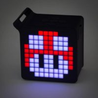 App Controlled LED Speaker