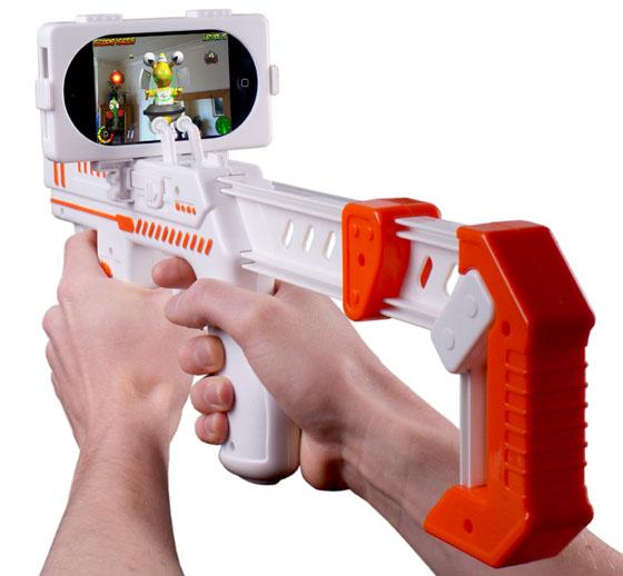 Appblaster Gun