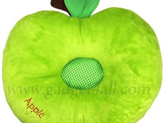 Apple Speaker Pillow