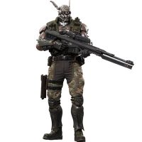 Appleseed Alpha Briareos Hecatonchires Sixth-Scale Figure - med