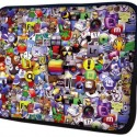 Application Icon Laptop Sleeve