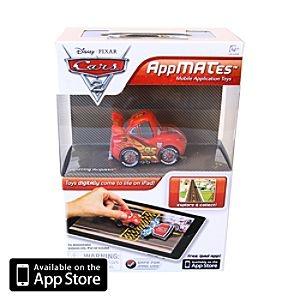 Appmates Cars 2 Lightning McQueen