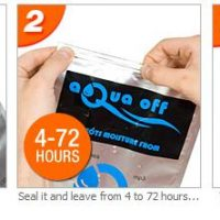 Aqua Mobile Phone Saver