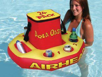 Aqua Oasis Floating Cooler