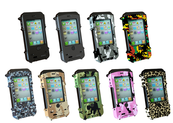 Aqua Tek S iPhone Case