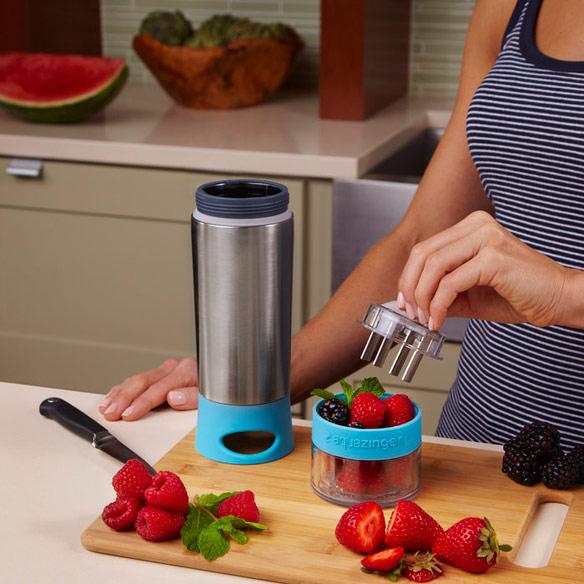 Aqua Zinger Flavored Water Maker