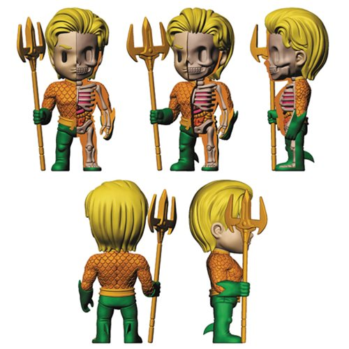 Aquaman XXRAY 4-Inch Vinyl Figure