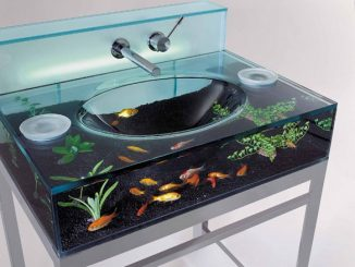 Aquarium Sink
