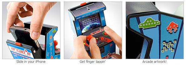 Arcade Box for iPhone