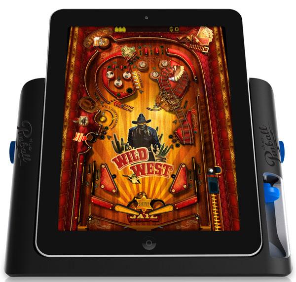 Arcade Styled Pinball for iPad