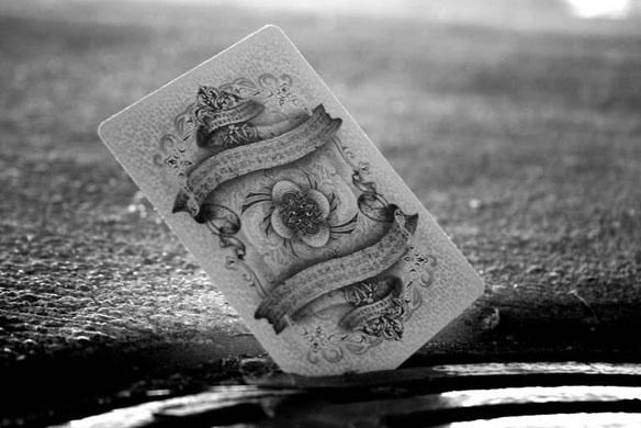 Arcane Playing Card Deck