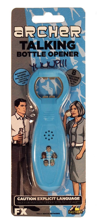 Archer Bottle Opener