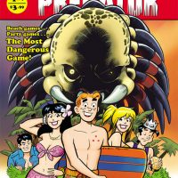 Archie vs Predator Comic Book