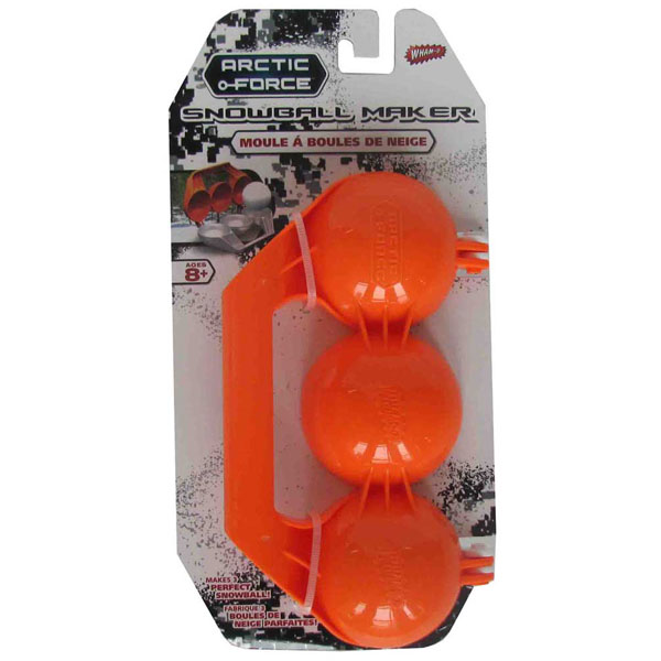 Arctic Force Snowball Maker Toy