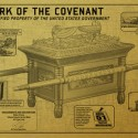 Ark of the Covenant Golden Spec Plate