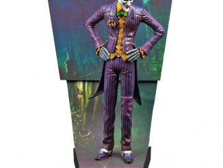 Arkham Asylum The Joker Premium Motion Statue