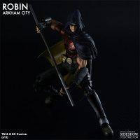 Arkham City Robin Action Figure Play Arts Kai