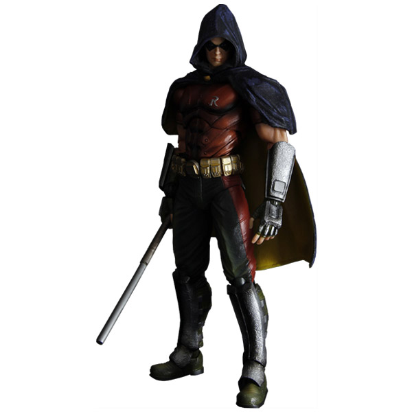 Arkham City Robin Play Arts Kai Action Figure