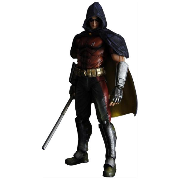 Arkham City Robin Play Arts Kai Action Figure
