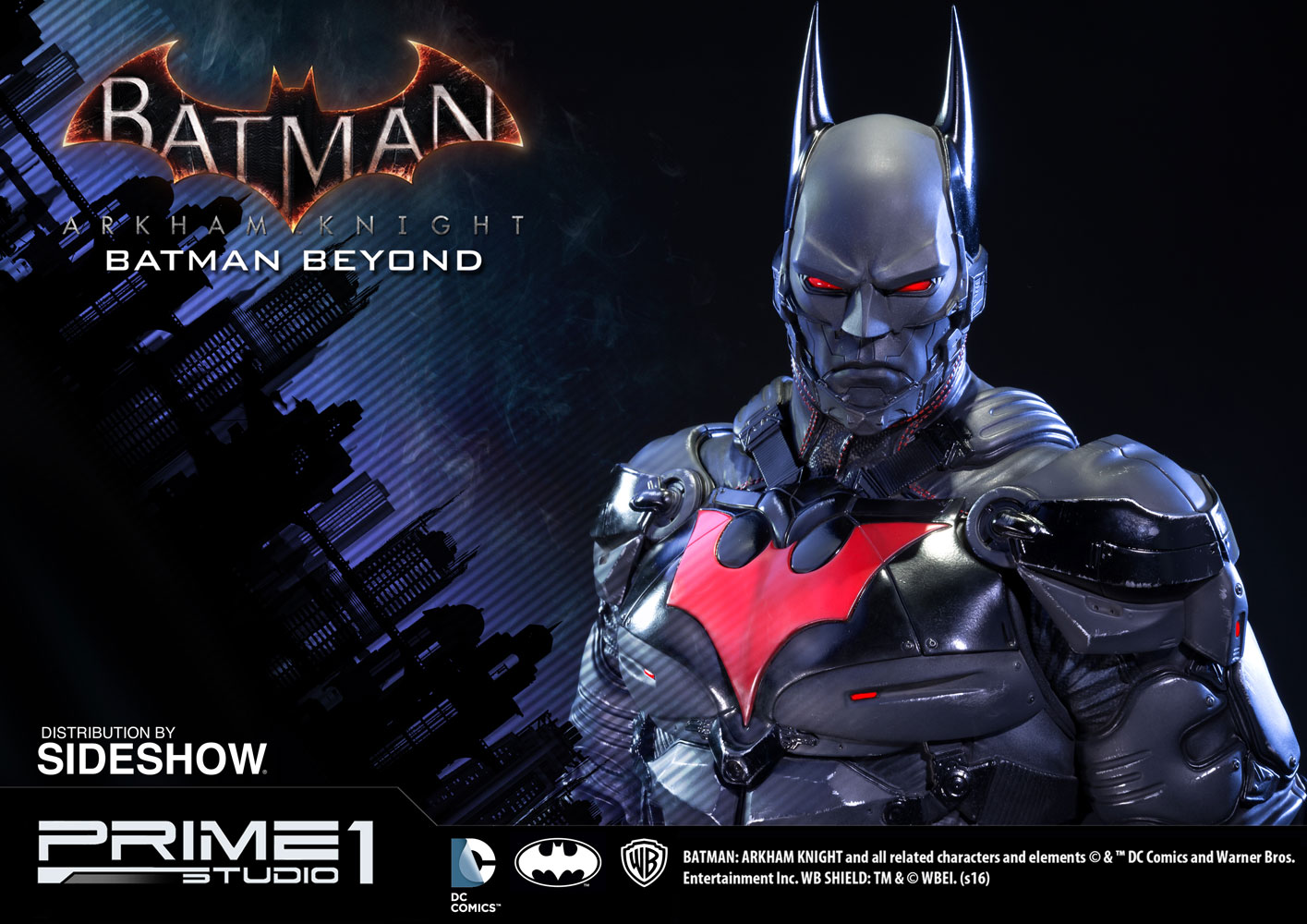 Arkham Knight Batman Beyond Statue