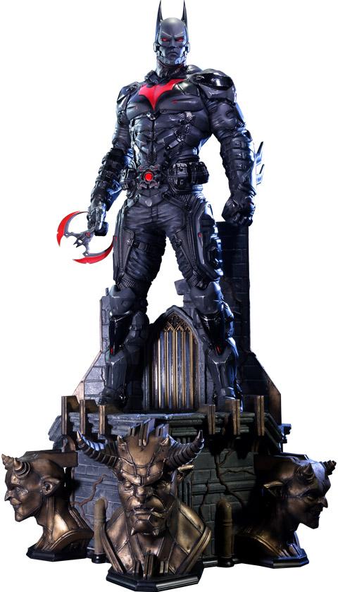 Arkham Knight Batman Beyond Statue