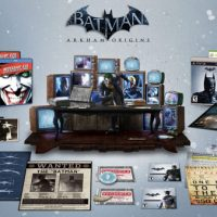 Arkham Origins Collectors Edition Game