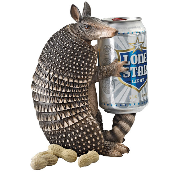 Armadillo-Beverage-Holder
